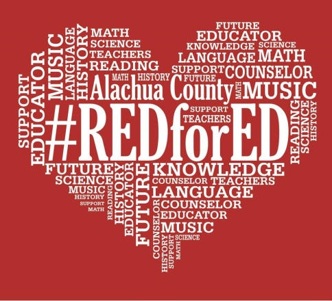RedforEDshirtDesign